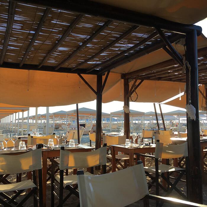 Quadrato ristorante lelia